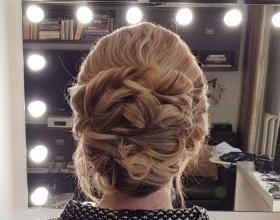 fryzura ślubna szczecin