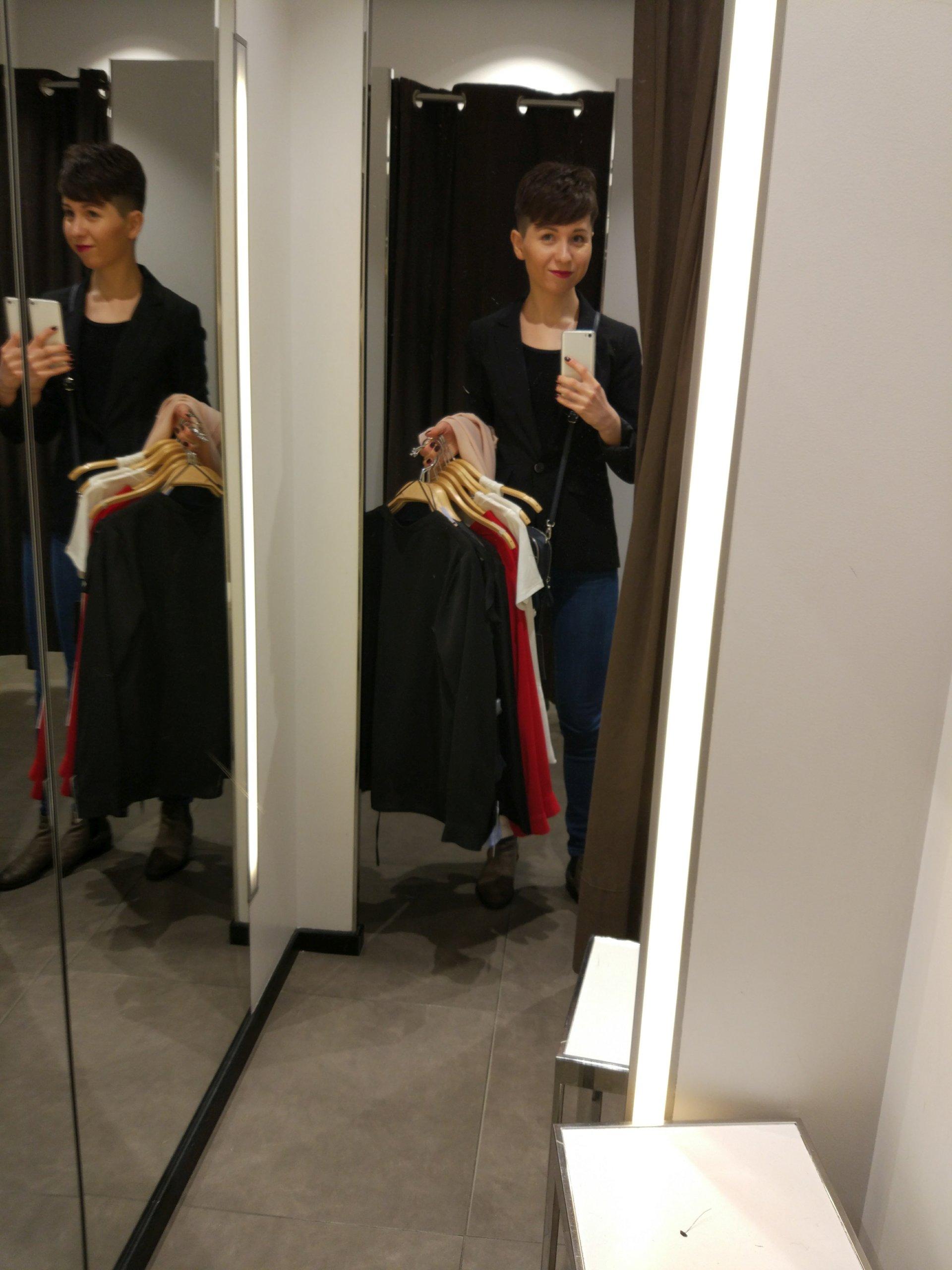 Zakupy ze stylistką Szczecin i okolice lub online
